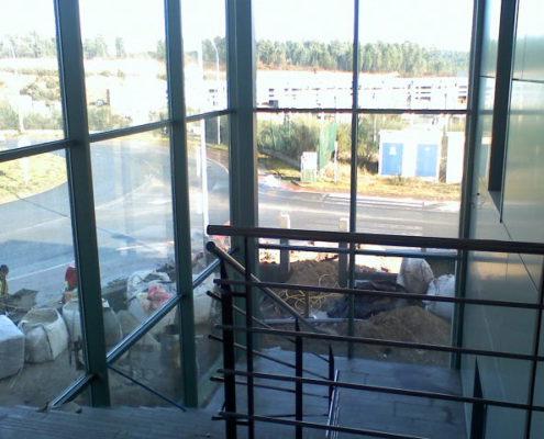 Imagen de la construcción del laboratorio - 3