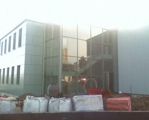 Imagen de la construcción del laboratorio - 6