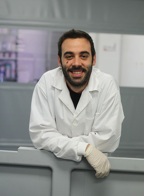 David Gonzalez Gonzalez