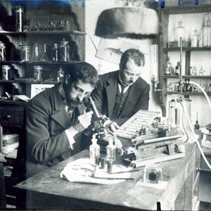 Historia de nuestros laboratorio