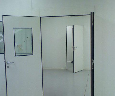 Imagen de la construcción del laboratorio - 2
